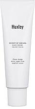 Profumi e cosmetici Crema mani con estratto di fico d'india - Huxley Hand Cream Velvet Touch
