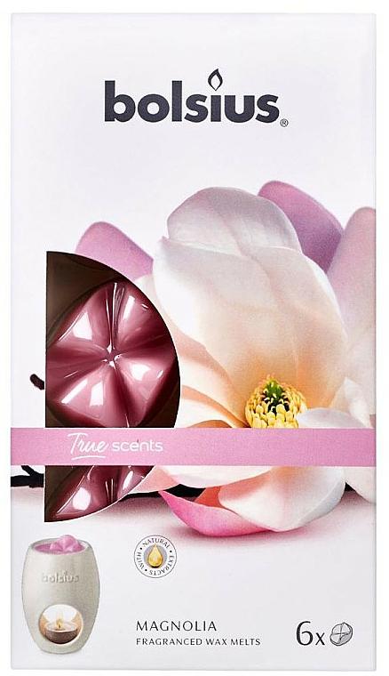 """Cera profumata """"Magnolia"""" - Bolsius True Scents Magnolia"""