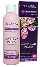 Profumi e cosmetici Fluido micellare viso - Pulanna Belamcanda Micellar Fluid Anti-Aging Skin Complex