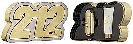 Profumi e cosmetici Carolina Herrera 212 VIP - Set (edp/80ml + b/lot/100ml)