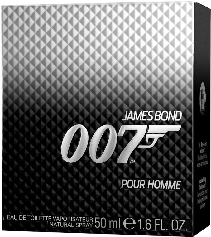 James Bond 007 Pour Homme - Eau de Toilette — foto N2