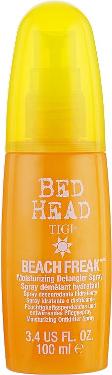 Spray idratante per capelli - Tigi Bed Head Beach Freak Detangler Spray
