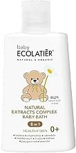 Profumi e cosmetici Bagnoschiuma con complesso di estratti naturali 8 in 1 - Ecolatier Baby