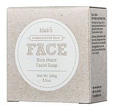 Sapone idratante - Klairs Rich Moist Facial Soap — foto N1