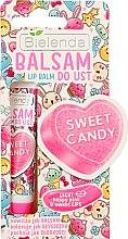 "Profumi e cosmetici Balsamo labbra ""Sugar lollipop"" - Bielenda Sweet Candy Lip Balm"