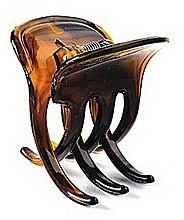 Profumi e cosmetici Pinza per capelli FA-5803, colore ambra - Donegal