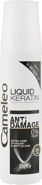 Cheratina liquida per capelli danneggiati - Delia Cameleo Keratin