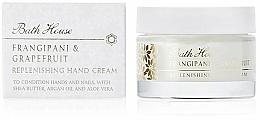 Profumi e cosmetici Bath House Frangipani & Grapefruit - Crema mani
