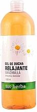 Profumi e cosmetici Gel doccia con camomilla - Tot Herba Chamomile Shower Gel