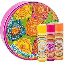 Profumi e cosmetici Set balsami labbra - Chupa Chups Lip Balm (lip/balm/4gx3)