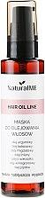 Profumi e cosmetici Maschera-spray per capelli danneggiati - NaturalME Hair Oil Line
