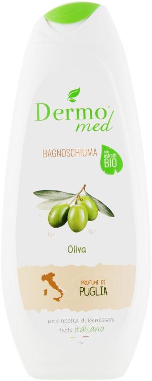 "Schiuma da bagno ""Oliva"" - Dermomed Bath Foam — foto N1"
