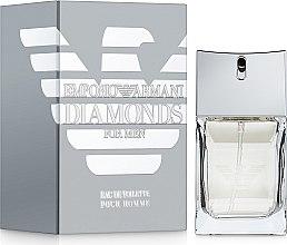 Profumi e cosmetici Giorgio Armani Emporio Armani Diamonds for Men - Eau de toilette