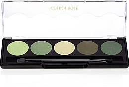 Profumi e cosmetici Palette ombretti - Golden Rose Professional Palette Eyeshadow