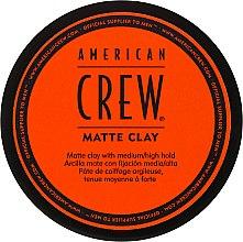 Profumi e cosmetici Argilla opacizzante - American Crew Matte Clay
