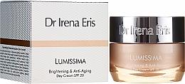 Profumi e cosmetici Crema illuminante e antietà da giorno - Dr. Irena Eris Lumissima Brightening & Anti-Aging Day Cream SPF 20
