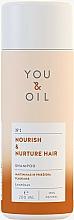 "Profumi e cosmetici Shampoo ""Nutrizione e cura"" - You&Oil Nourish & Nurtere Hair Shampoo"