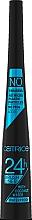 Profumi e cosmetici Eyeliner - Catrice Eyeliner 24h Brush Liner Waterproof