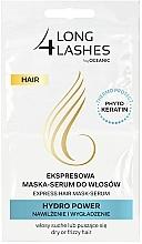 Profumi e cosmetici Maschera-siero per capelli - Long4Lashes Hair Hydro Power