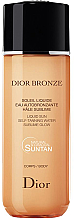 Profumi e cosmetici Liquido abbronzante - Dior Bronze Liquid Sun Self-Tanning Body Water