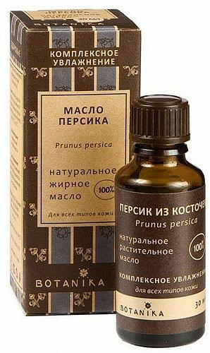 Olio cosmetico di semi di pesca - Botavikos