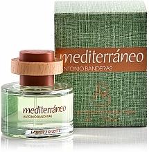 Profumi e cosmetici Mediterraneo Antonio Banderas - Eau de toilette