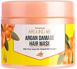 Profumi e cosmetici Maschera per capelli danneggiati - Welcos Around Me Argan Damage Hair Mask