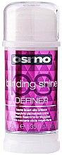 Profumi e cosmetici Pomata per capelli texturizzante con effetto laminazione - Osmo Blinding Shine Definer