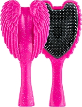 Profumi e cosmetici Spazzola per capelli, rosa con scintillii - Tangle Angel Essentials Pink Sparkle