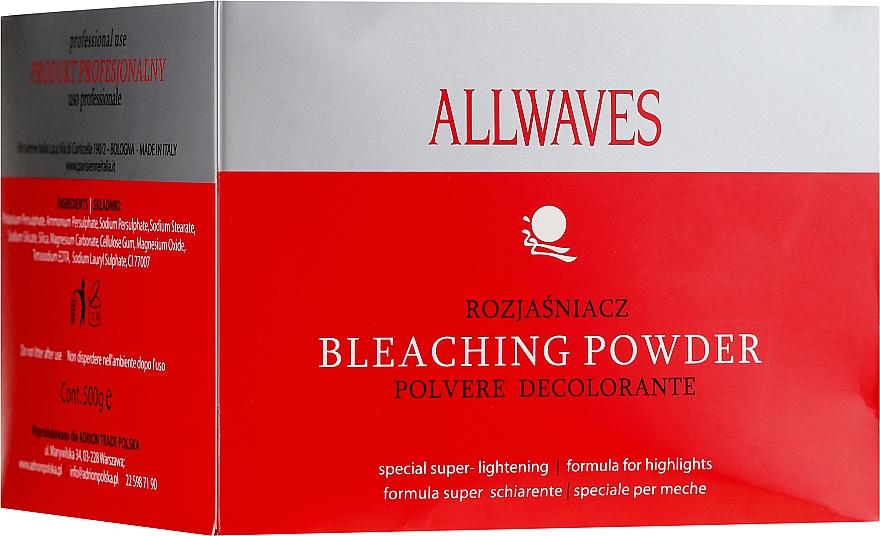 Polvere schiarente per capelli - Allwaves Bleaching Powder