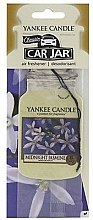 "Profumi e cosmetici Diffusore di aromi per auto ""Midnight jasmine"" - Yankee Candle Midnight Jasmine Jar Classic"