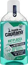 Profumi e cosmetici Collutorio antiplacca - Pasta Del Capitano Plaque Remover Mouthwash