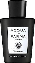 Profumi e cosmetici Acqua Di Parma Colonia Essenza - Shampoo-gel doccia