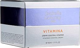 """Profumi e cosmetici Crema viso """"Cocktail vitaminico"""" - Isabelle Lancray Vitamina Vitamined Coctail Cream"""