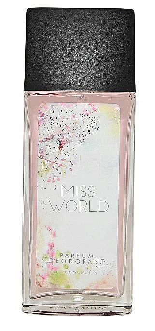 Vittorio Bellucci Miss World - Deodorante profumato — foto N1