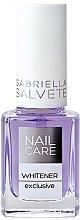 Profumi e cosmetici Siero per unghie - Gabriella Salvete Nail Care Whitener Exlusive