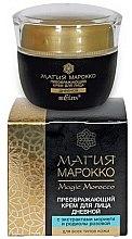 Profumi e cosmetici Crema viso con estratti di moringa e rodiola rosea da giorno - Bielita Magic Marocco Day Cream