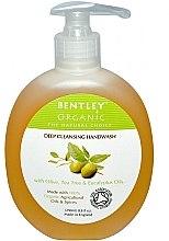 "Profumi e cosmetici Sapone liquido per mani ""Pulizia profonda"" - Bentley Organic Body Care Deep Cleansing Handwash"