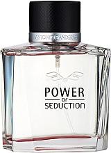 Profumi e cosmetici Antonio Banderas Power Of Seduction - Eau de toilette