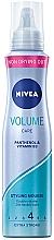 """Profumi e cosmetici Mousse per capelli """"Volume efficace"""" con protezione di cheratina - Nivea Hair Care Volume Sensation Styling Mousse"""