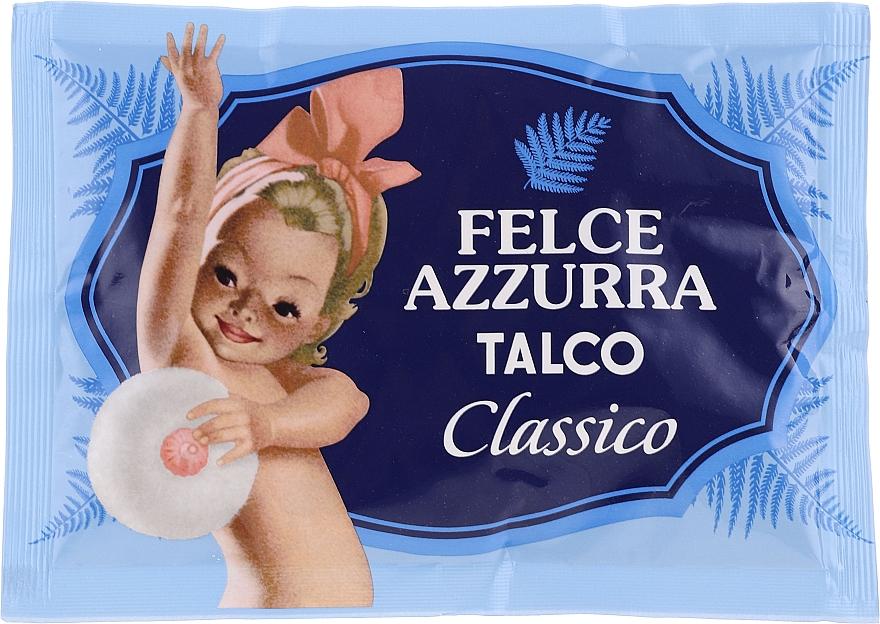 Talco per il corpo - Felce Azzurra Classic Talcum Powder