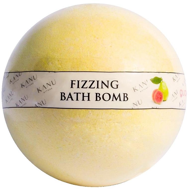 "Bomba da bagno ""Guava"" - Kanu Nature Bath Bomb Guava — foto N1"