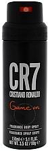 Profumi e cosmetici Cristiano Ronaldo CR7 Game On - Deodorante spray