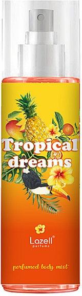 Lazell Tropical Dreams - Spray corpo