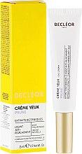 Profumi e cosmetici Crema contorno occhi - Decleor Prolagene Lift Lift & Firm Eye Cream