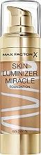 Profumi e cosmetici Fondotinta illuminante - Max Factor Skin Luminizer Miracle Foundation