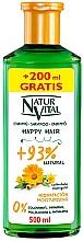 Profumi e cosmetici Shampoo idratante per capelli - Natur Vital Happy Hair Moisturising Shampoo