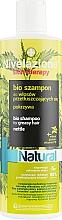 Profumi e cosmetici Bio-shampoo per capelli grassi con estratto di ortica - Farmona Nivelazione Skin Therapy Natural Bio Shampoo