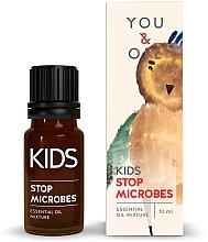 Profumi e cosmetici Miscela di oli essenziali per bambini - You & Oil KI Kids-Stop Microbes Essential Oil Mixture For Kids