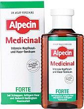 Profumi e cosmetici Tonico intensivo per cuoio capelluto - Alpecin Medical Forte